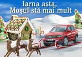 Castiga o masina Volkswagen Tiguan, 3 excursii in Bucovina si alte 327 de premii