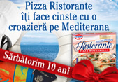 Castiga 10 croaziere de vis pe Marea Mediterana